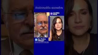 Alvina Ruiz entrevista al Dr. Pedro Villagra