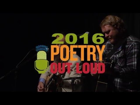 Mississippi's 2016 Poetry Out Loud Recitation Contest | MPB