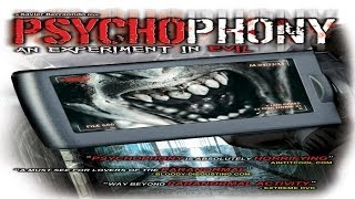 PSYCHOPHONY - An Experiment In Evil - Official Trailer
