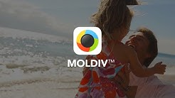 MOLDIV™ - Photo Editor, Collage & Beauty Camera (iPhone, iPad & Android) by JellyBus