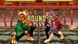 Bloody Roar 2 (PC) Gameplay