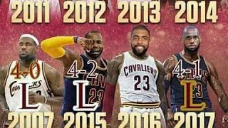 LeBron Lose Chips All The Time B