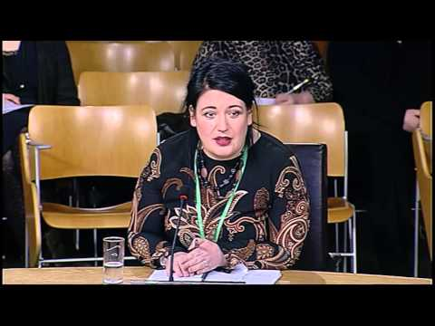 Welfare Reform Committee - Scottish Parliament: 19th January 2016