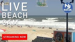 Live Beach Cam: Seaside Heights, New Jersey