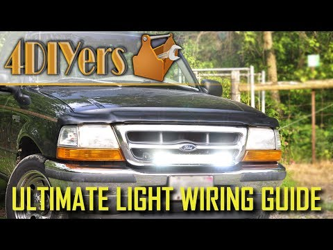 How to Properly Wire an LED Light Bar - The Ultimate Guide