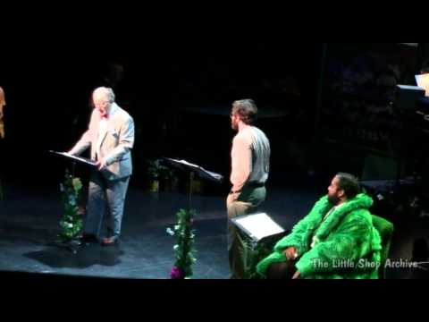 Suppertime - Little Shop Of Horrors - 2015 - Encores! Off-Center