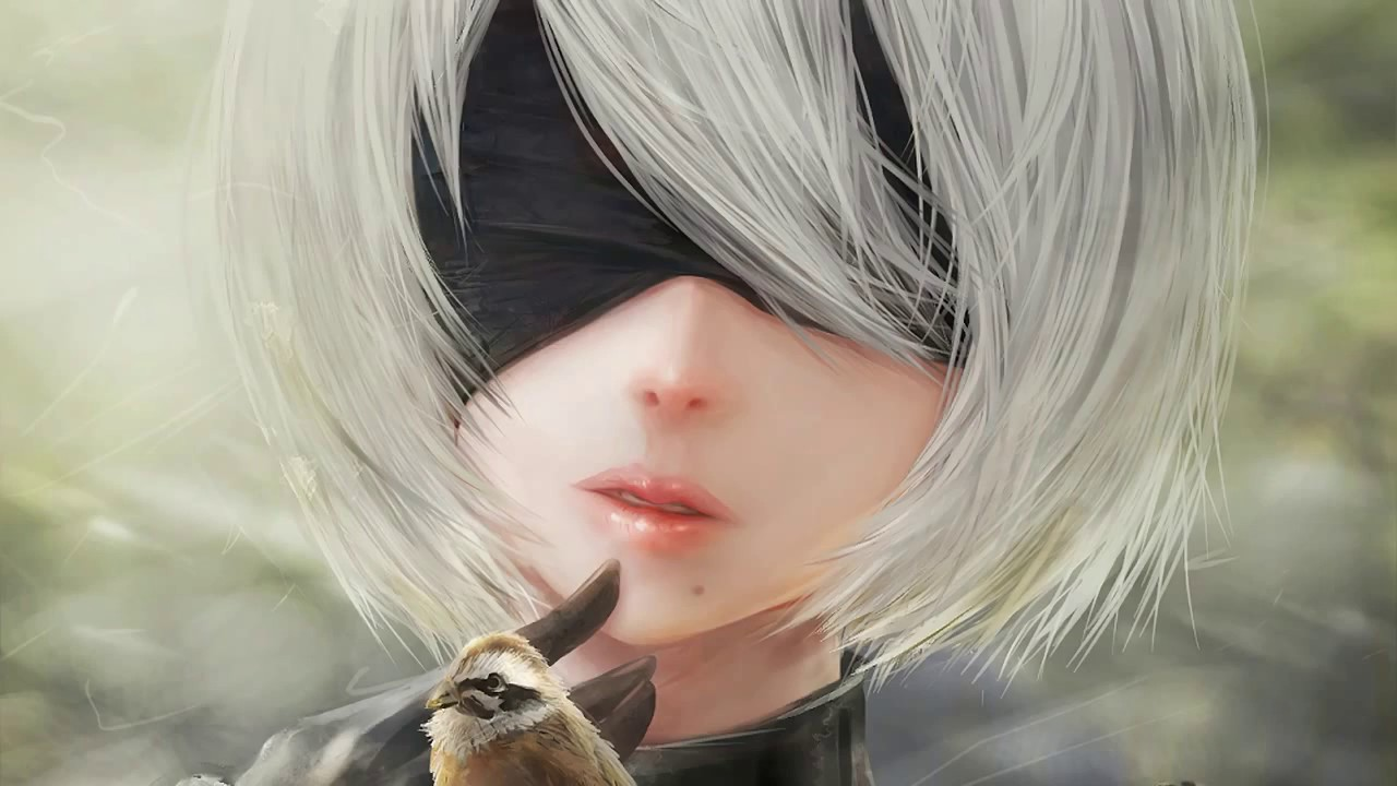 Wallpaper Download Nier Automata Hd Wallpapers 000 With Relaxing