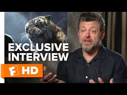 Andy Serkis on Creating the Animals in 'Mowgli' | All Access