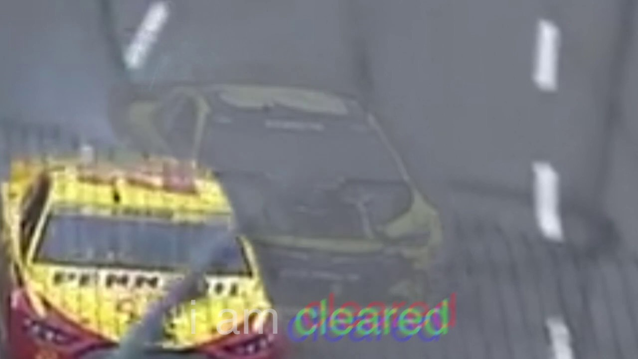 matt kenseth gets cleared