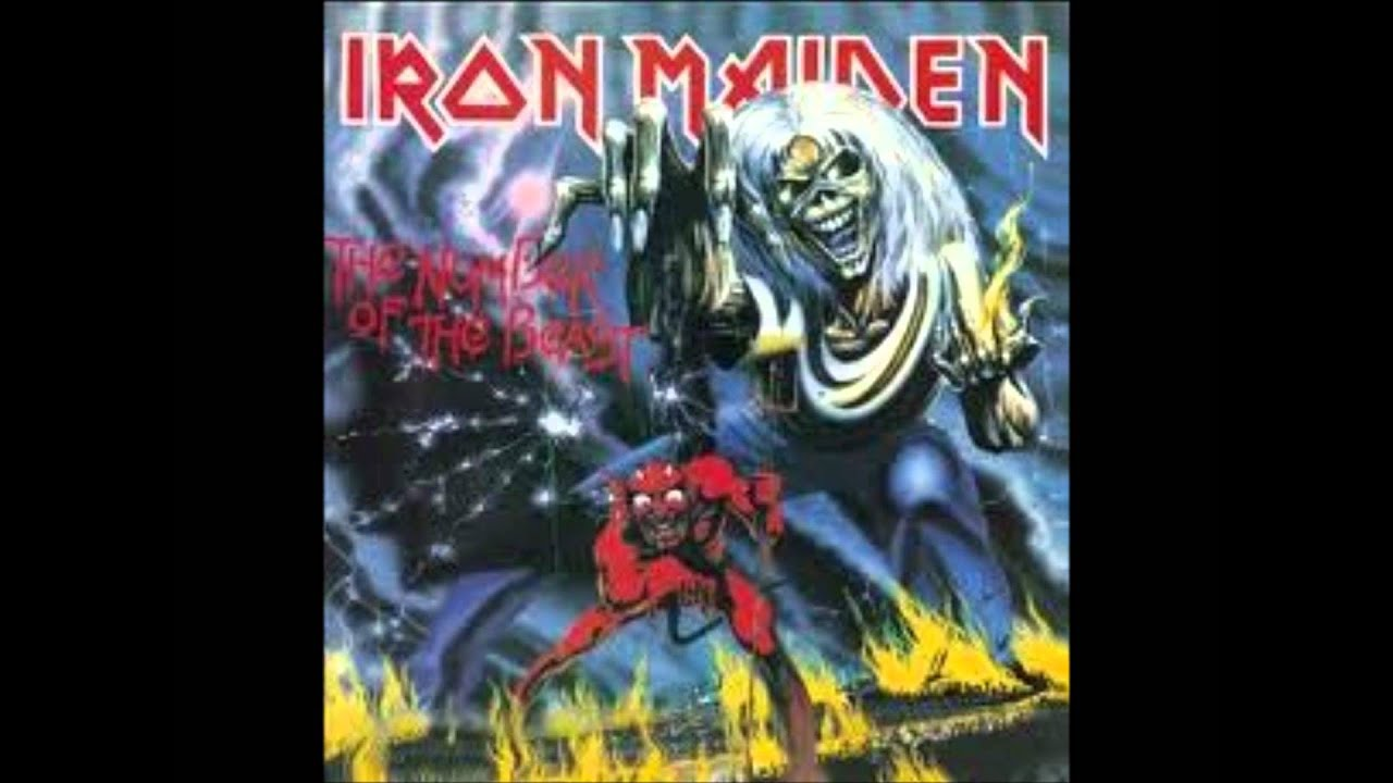 INVADERS -Iron Maiden (The Number of The Beast) - YouTube