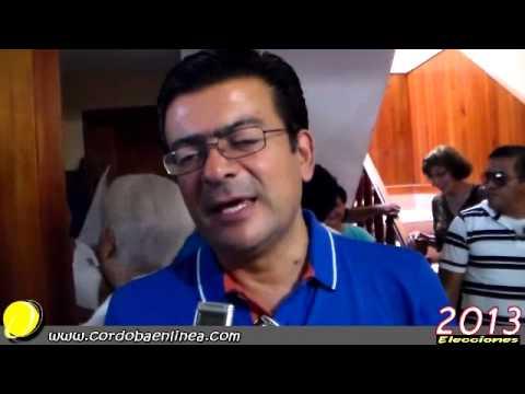 Hugo Fernandez entrevista en el IEV