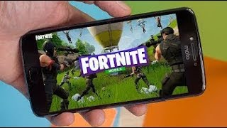 How to download Fortnite on Android! finally came out!