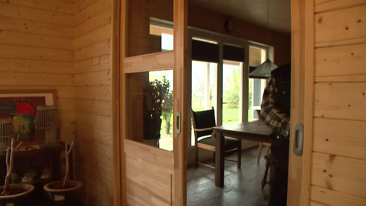 3 tv intervieuw ecologisch bouwen   youtube