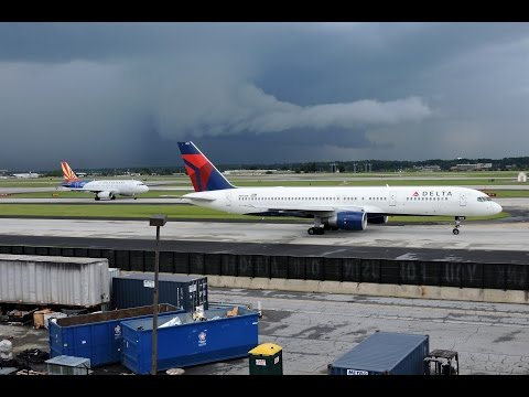 ATL: Weather Watchin' - Severe Thunderstorm Development Diary