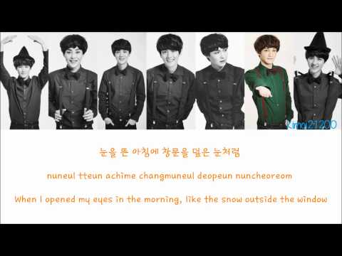 EXO - Christmas Day (Korean Ver.) [Hangul/Romanization/English] Color & Picture Coded HD