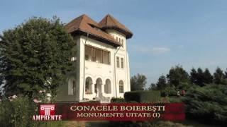 amprente 0205 conacele boieresti monumente uitate i