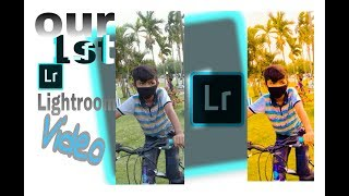 Lightroom Photo Editing,;Our 1st Lightroom Video,;Thnks for 200 subs