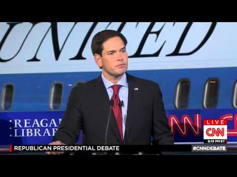 Marco Rubio: My Grandfather Taught Me The American Dream In Spanish | Marco Rubio for President
