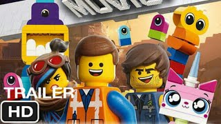 THE LEGO MOVIE 2  - Official Trailer & Short Movie ( 2019 )