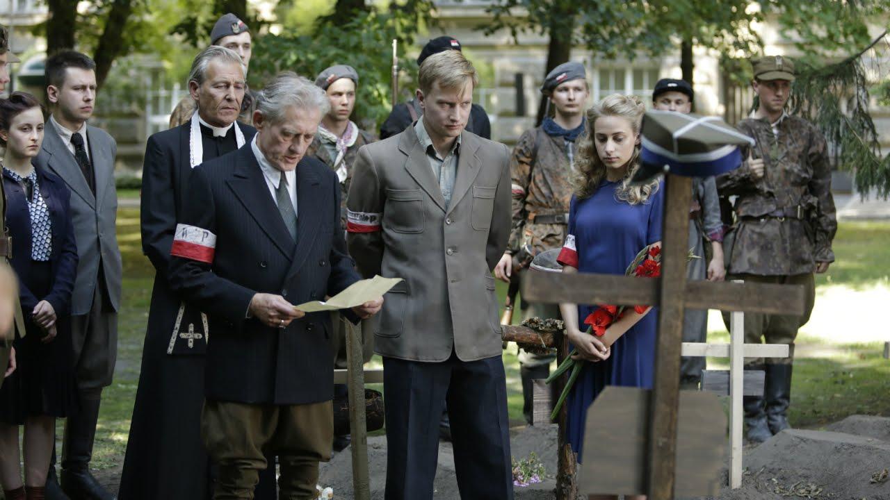 """""""Czas honoru – Powstanie"""": pożegnanie bohatera"""