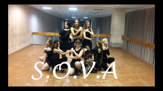 Girls' Generation-Oh!GG Lil' Touch [S.O.V.A] dance mini cover