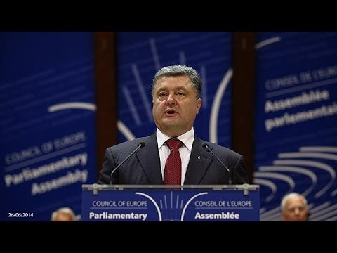Poroshenko to sign EU deal that triggered Ukraine revolution
