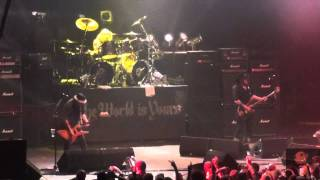 MOTÖRHEAD,i know how to die,LIVE@,,forest national,2011,HD