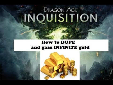 Dragon Age Inquisition How To Duplicate Crafting Materials