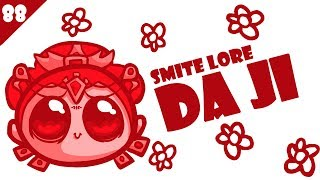 SMITE Lore Ep. 88 - Who is Da Ji?