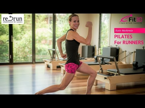 Katie Mackenzie from Re-Run Brisbane: Pilates for Runners