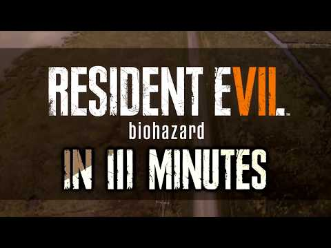 RESIDENT EVIL 7 Explained IN 3 MINUTES |...