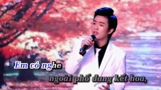 [Karaoke] Chuyện Tình Không Dĩ Vãng - Thiên Quang