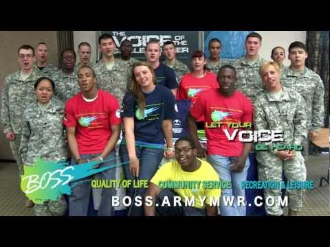 Fort Campbell MWR BOSS Program
