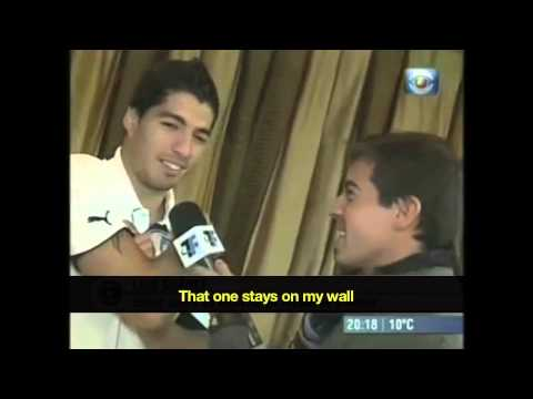 Luis Suarez slams embarrassing Rio Ferdinand in new Uruguayan interview