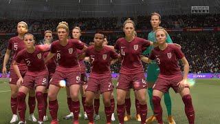 Fifa 21 Women s Football Gameplay Germany vs England Full HD