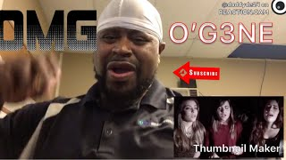 og3ne singing emotion live cover lisa amy shelley – reactioncam