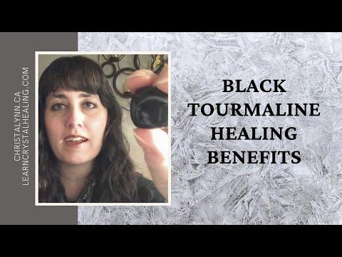 Black Tourmaline Healing Benefits