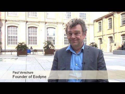 Paul Verschure, CEO Eodyne