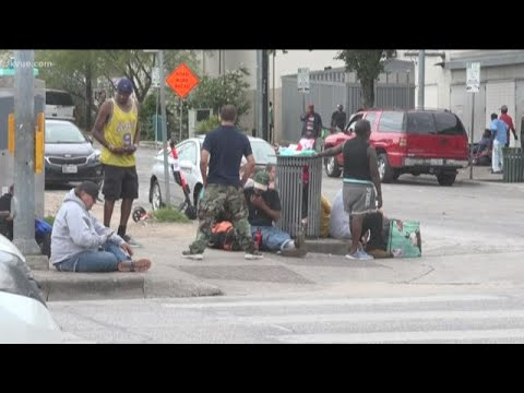 Gov. Abbott: San Antonio Handles Homeless Better Than Austin | KVUE
