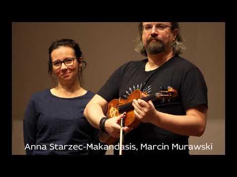 Imants Zemzaris - Macbeth and Lady Macbeth (Marcin Murawski - viola, Anna Starzec-Makandasis -piano)