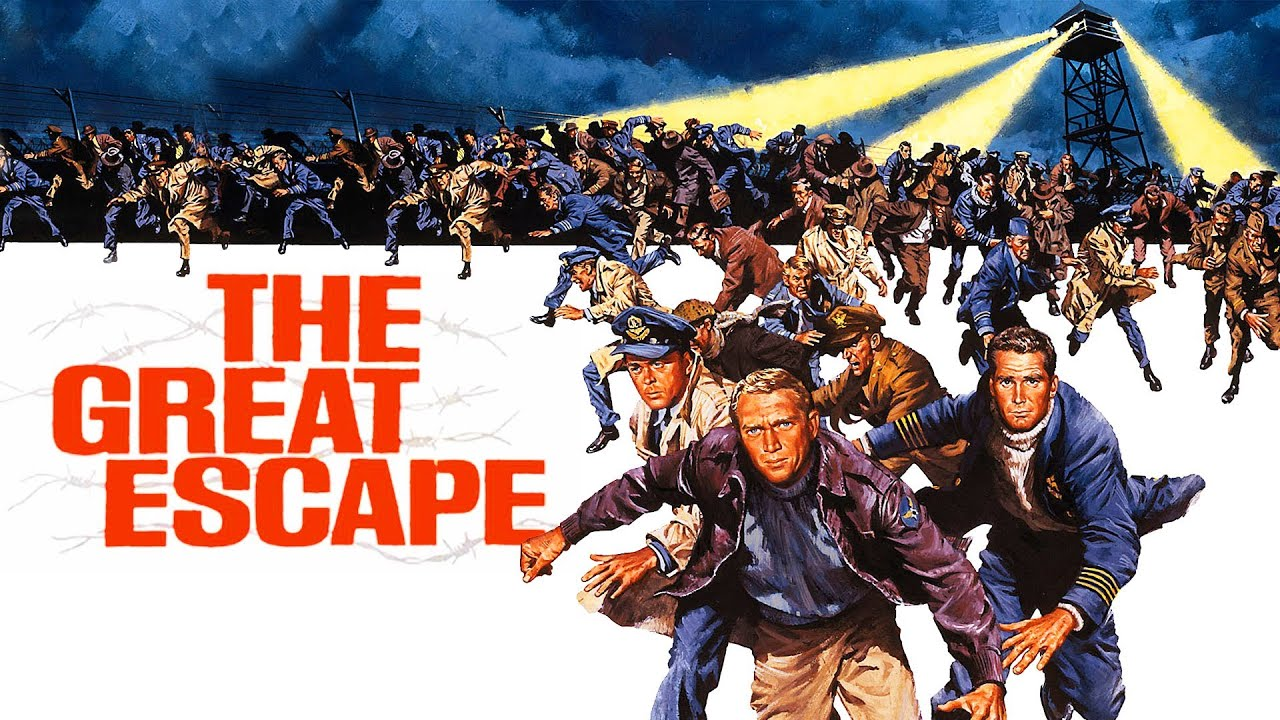 Steve Mcqueen Wallpaper Hd The Great Escape Movie Review Jpmn Youtube