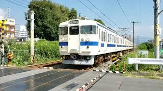 日豊本線 お盆の臨時列車特集前編