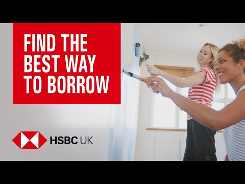 Find Your Best Way To Borrow – Overdraft, Credit Card Or Personal Loan | Banking Products | HSBC UK