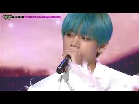 [뮤직뱅크] 4월 3주 1위 방탄소년단(BTS) – 작은 것들을 위한 시 (Boy With Luv) 세리머니  Cut