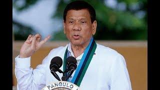 Pres Duterte's Funny Speech before San Beda Graduates