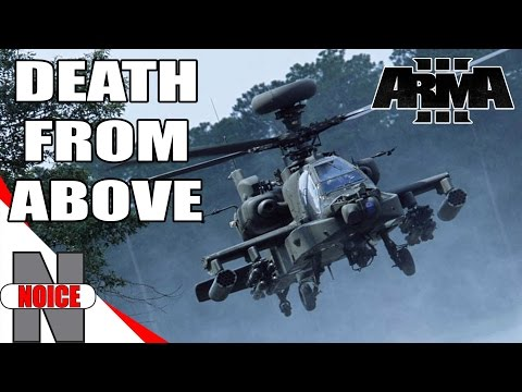 I Sexually Identify as An Apache Attack Helicopter - ARMA 3 Realism Gameplay