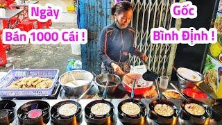 Quán bánh xèo gốc Bình Đinh bán cả ngàn cái ngày mở 3 chi nhánh ở Sài Gòn