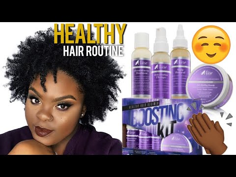 new hair styling products healthy hair all 2018 the mane choice new boosting kit 7669