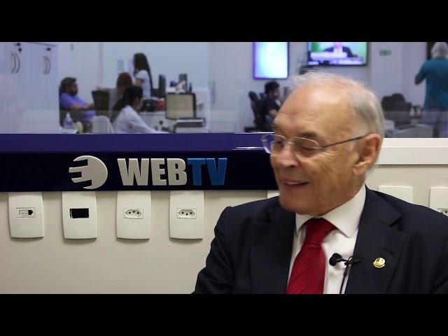 e-webtv com senador Arolde - parte 1
