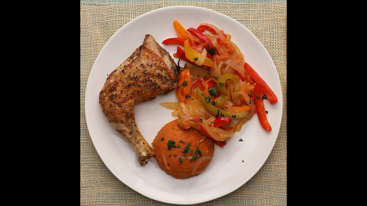 Download Amiwo with Grilled Chicken